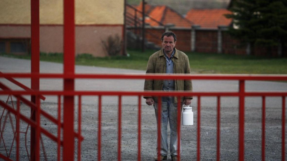 Miroslav Krobot ve filmu Dům