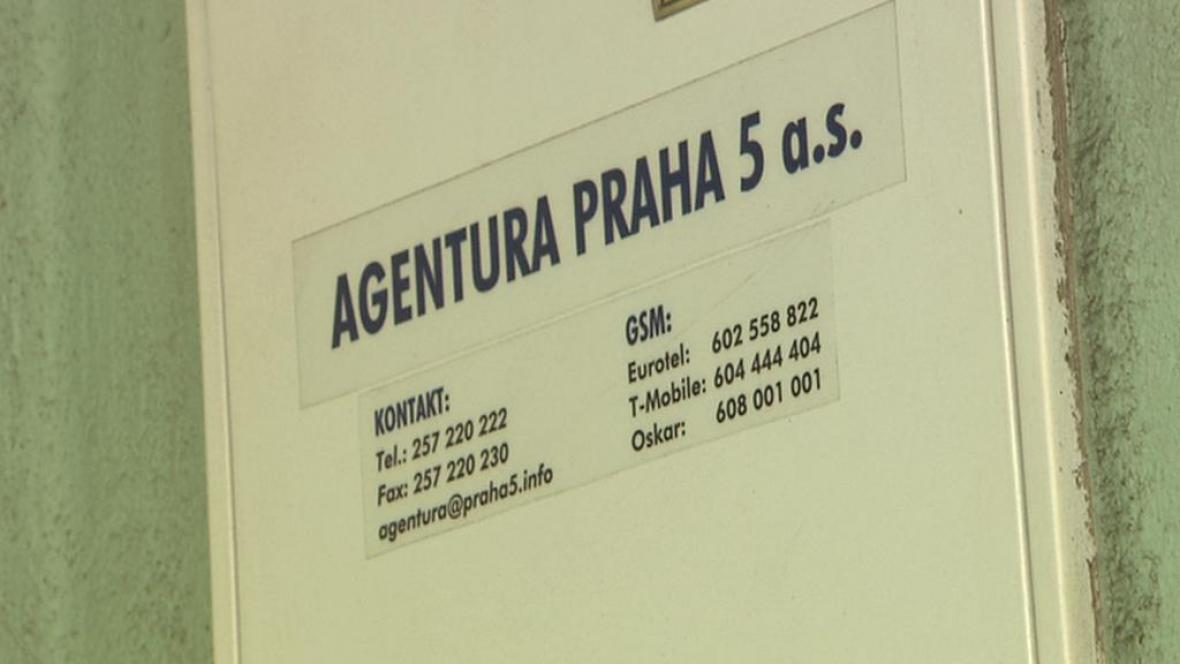 Agentura Praha 5