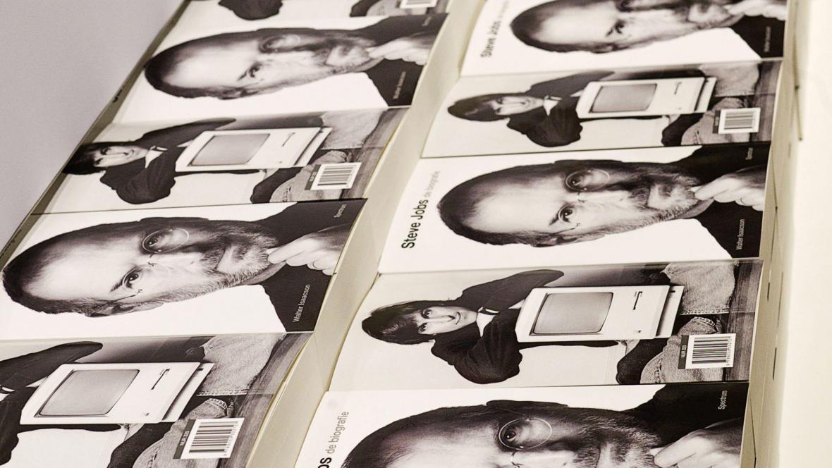 Biografie Steva Jobse