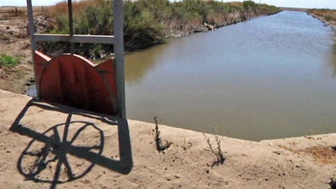 Kalifornie zkouší vodní banky