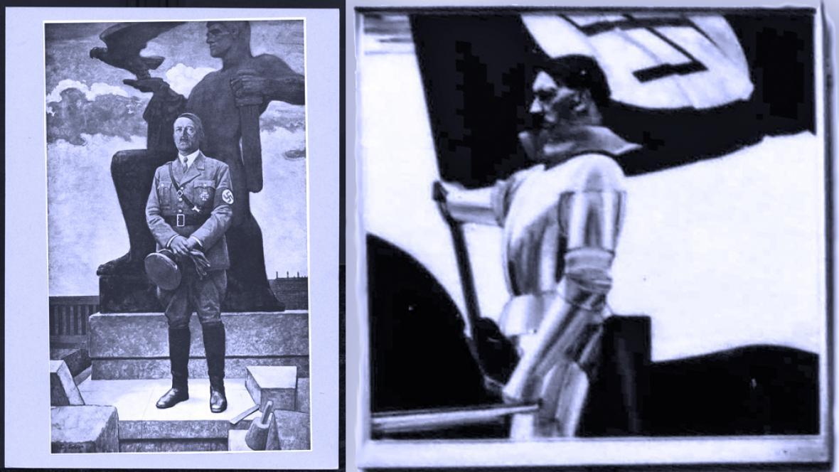 Nacistické výtvarné umění