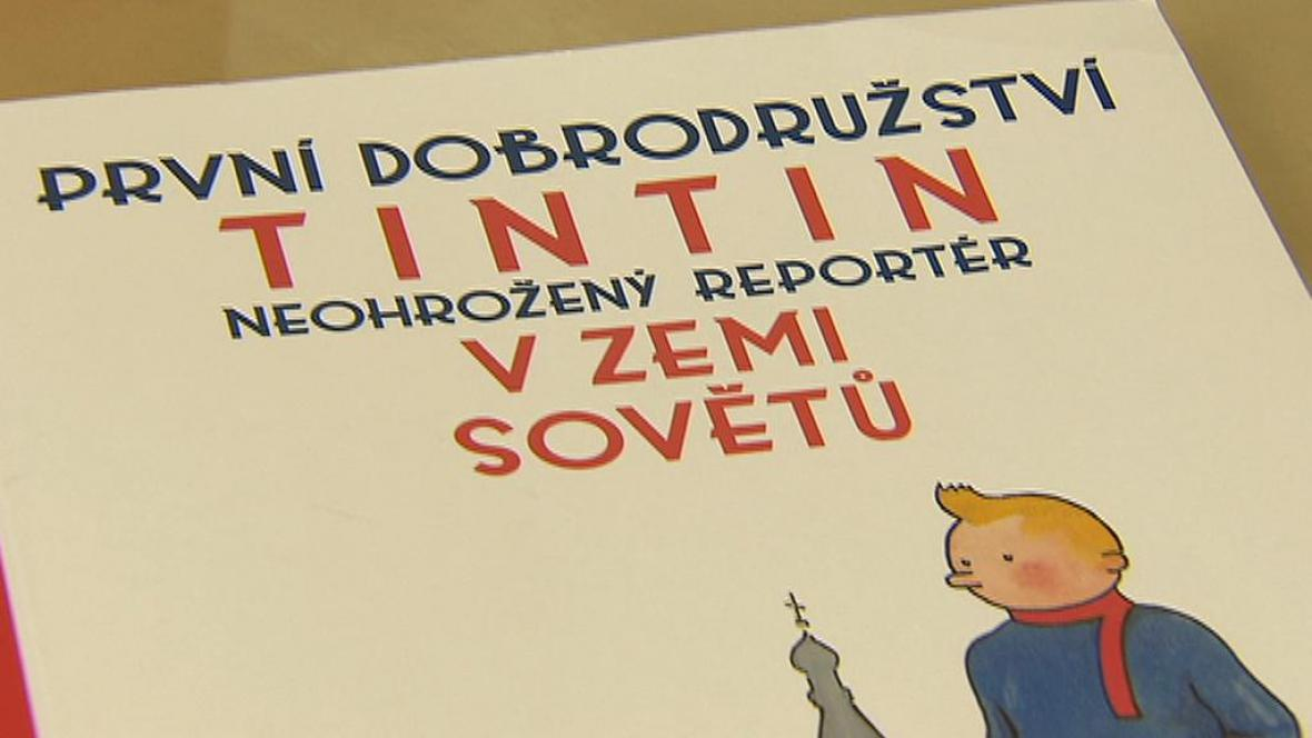 První Tintinovo dobrodružství
