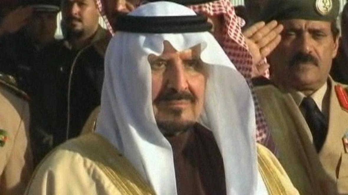 Saúdskoarabský princ