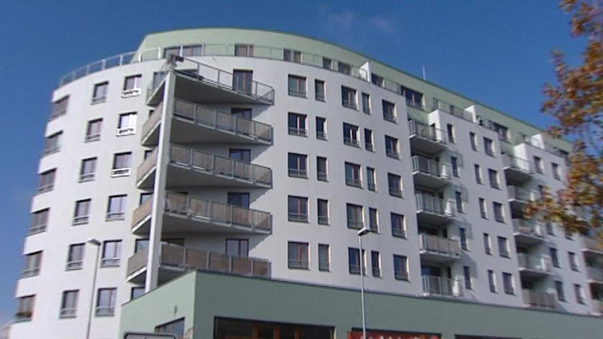Nový bytový dům v Polabinách