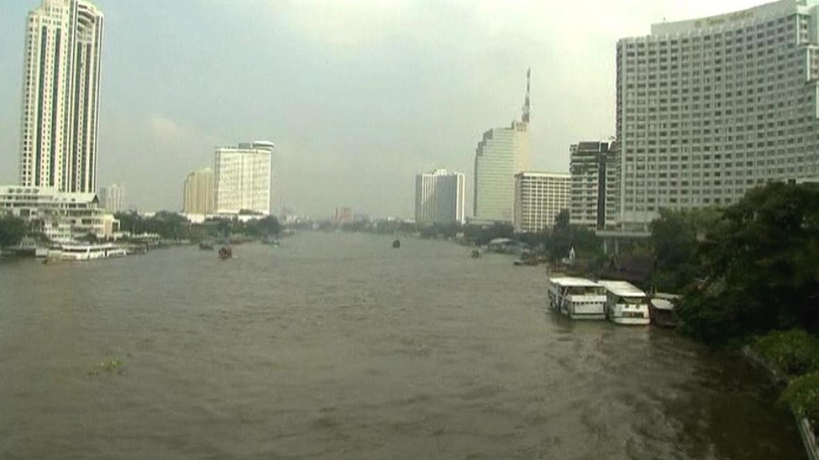 Povodně v Bangkoku