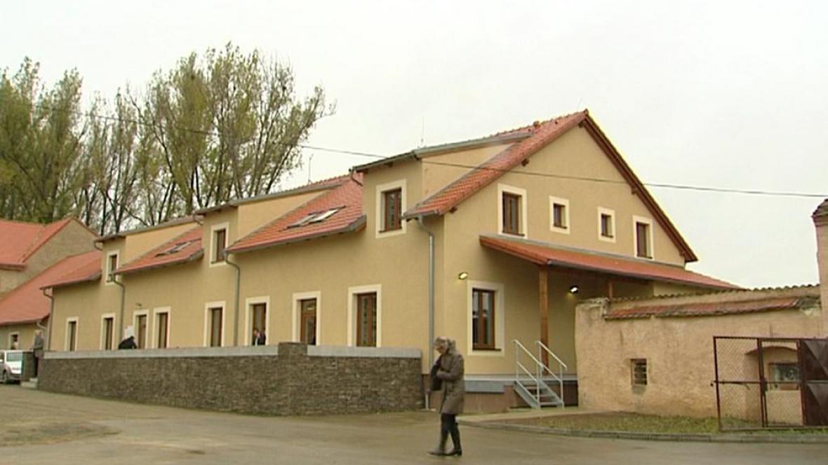 Školní penzion v Horšově