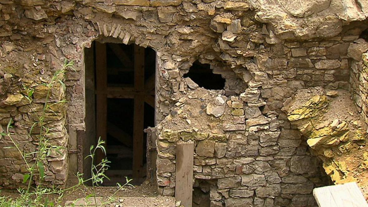 Gotické sklepy
