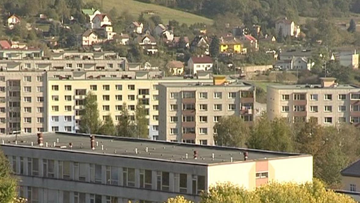 Ústí nad Labem - Mojžíř