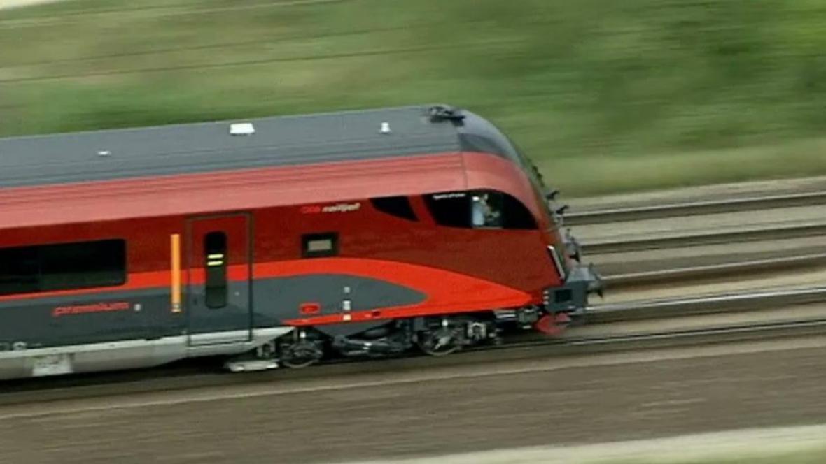 Vlak Railjet