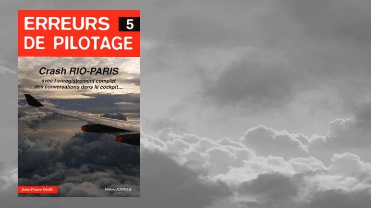 Kniha o pádu francouzského airbusu