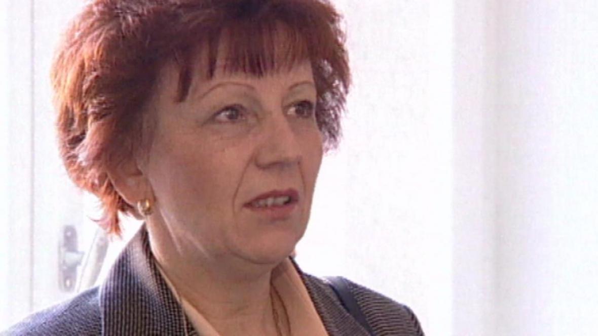Státní zástupkyně Marie Poláková
