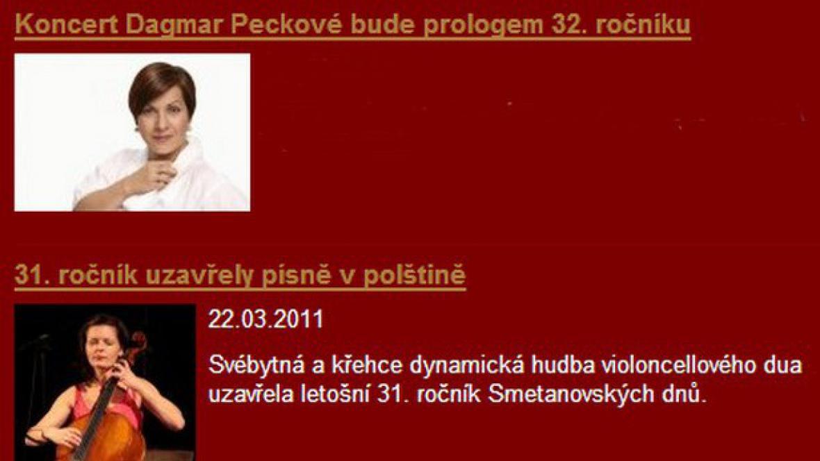 Smetanovské dny