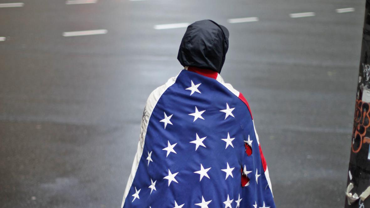 Protesty nespokojených v USA