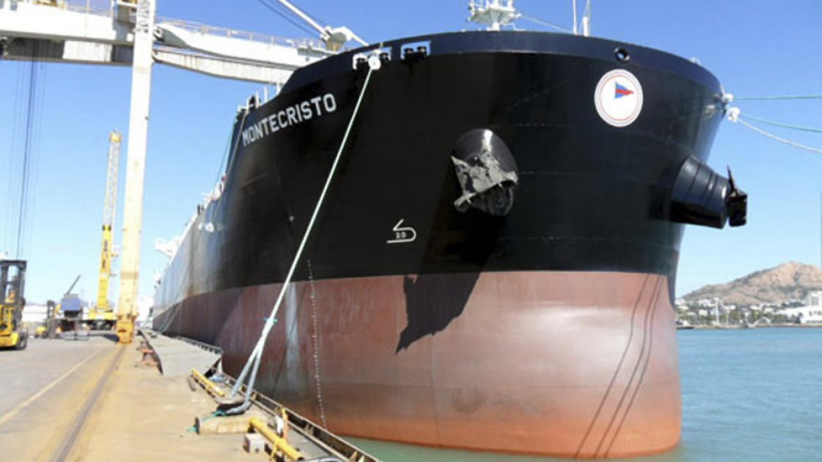Italská loď Montecristo