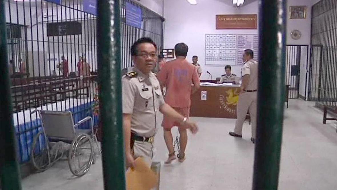 Thajské vězení