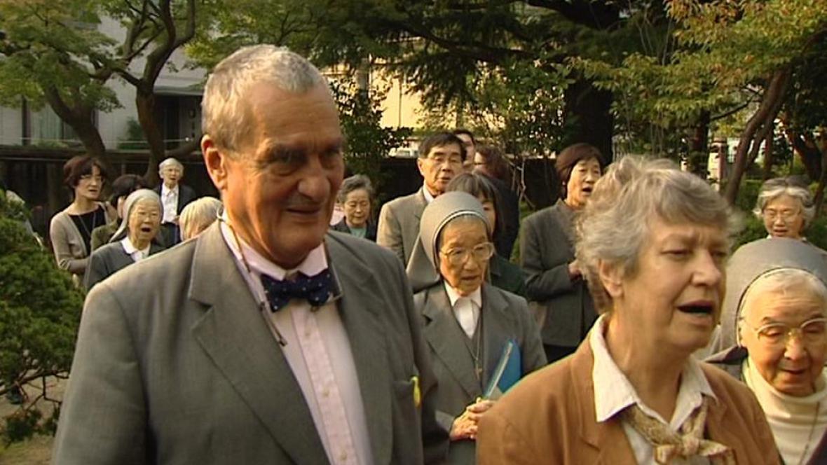 Karel Schwarzenberg v Japonsku