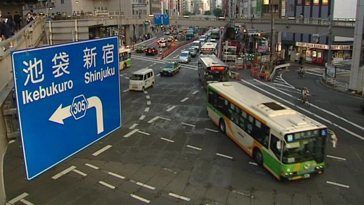 Doprava v Tokiu