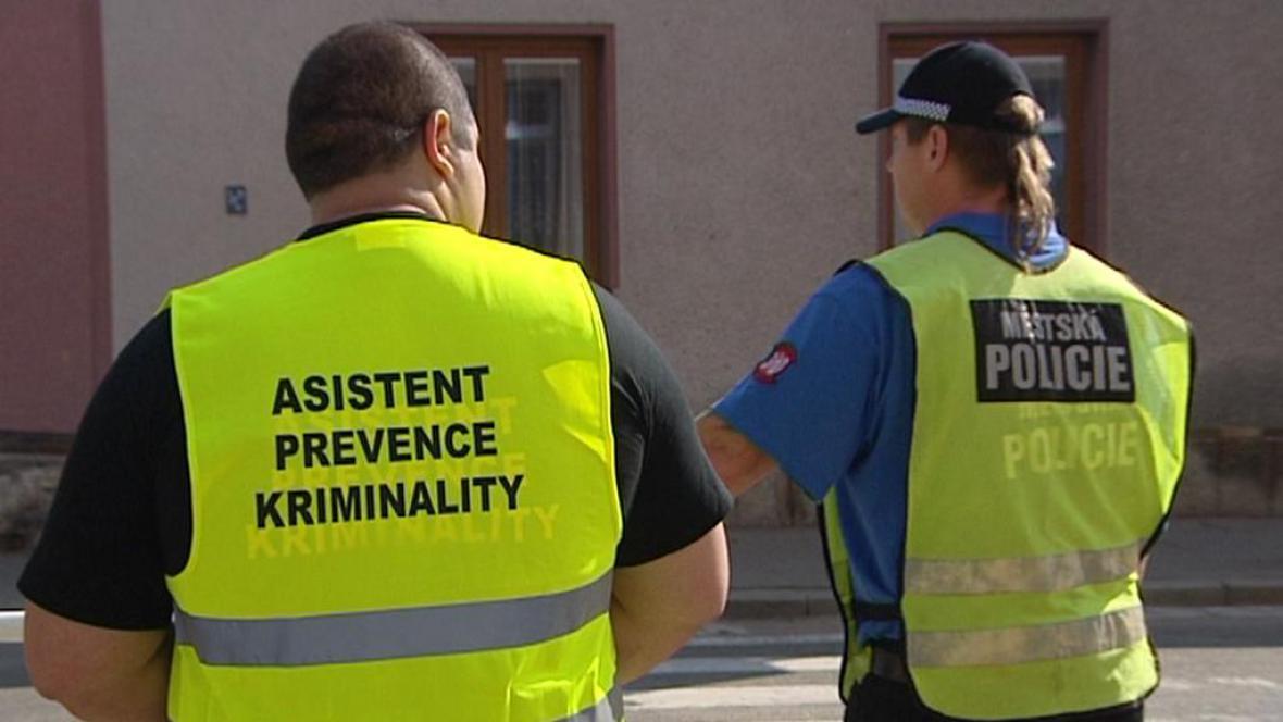 Hlídka bydžovské prevence kriminality