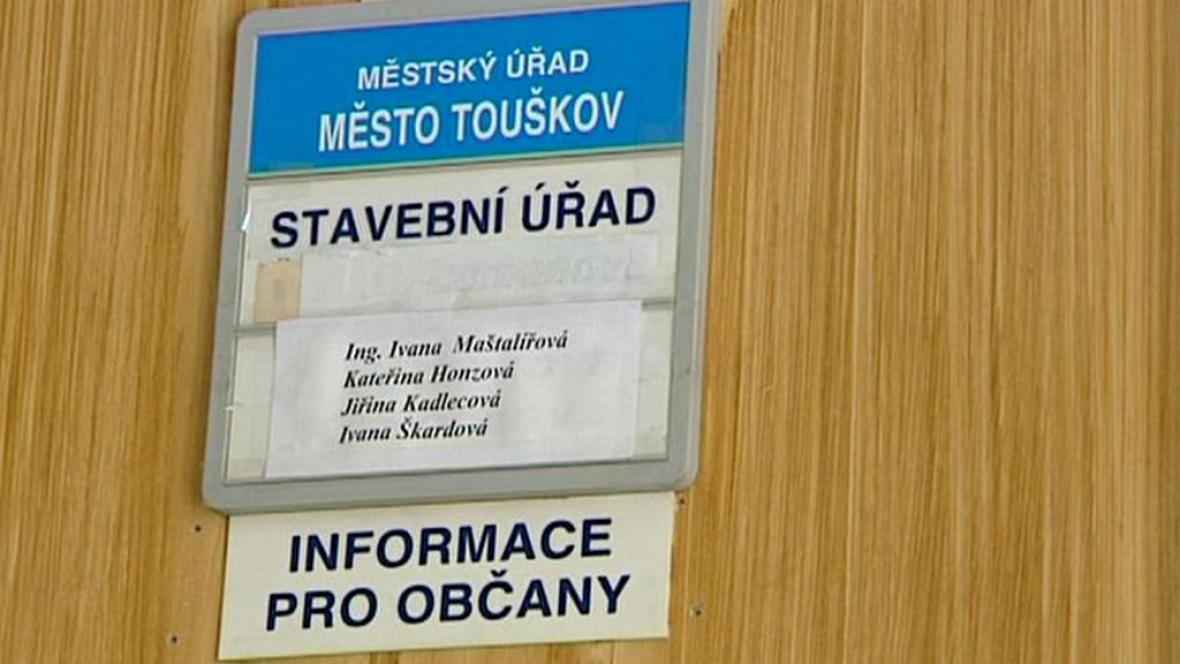 Stavební úřad Města Touškov