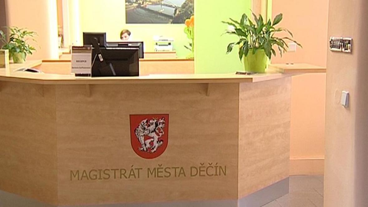 Magistrát Děčín