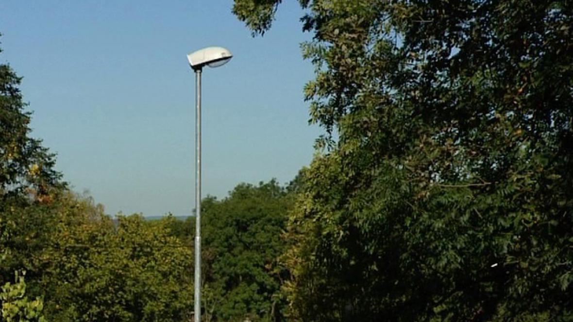 Stožár veřejného osvětlení