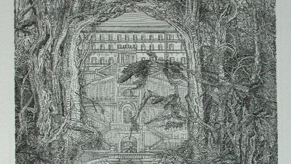 Ferenc Liszt skrytý v grafice Istvána Orosze