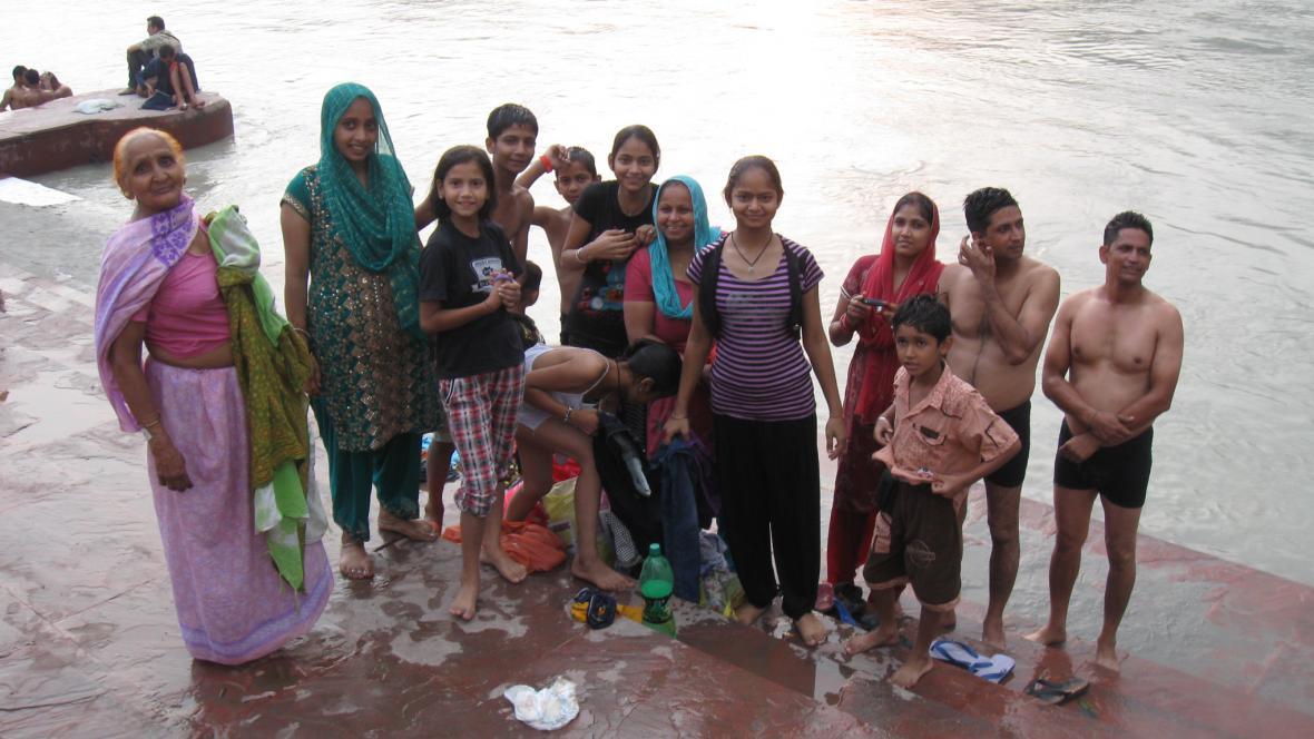 Indická rodina