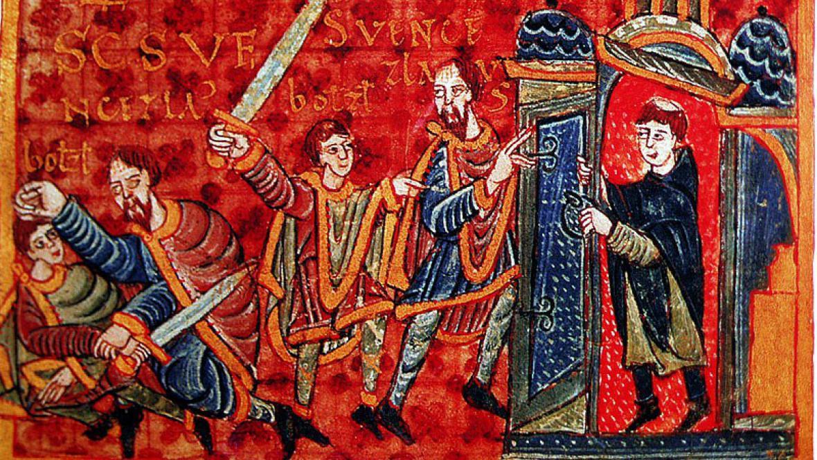 Z dokumentu Dvojí život knížete Václava
