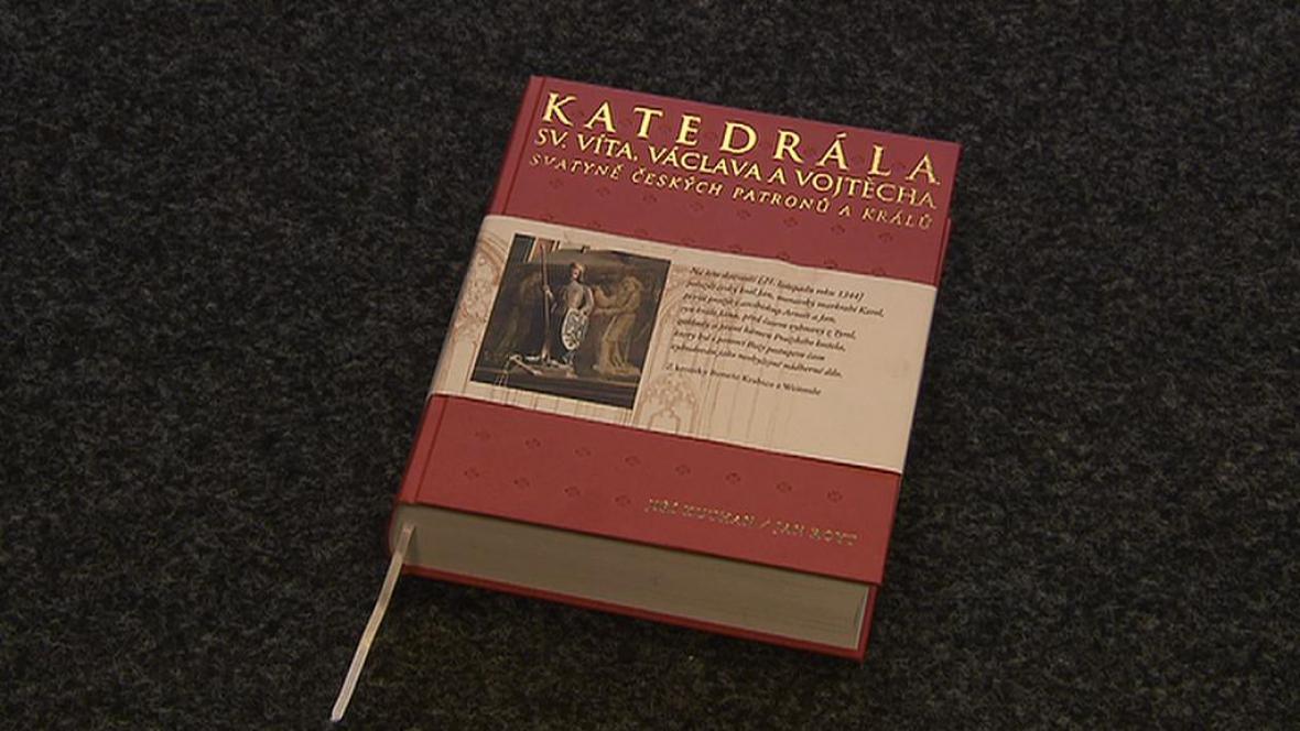 Kniha o katedrále sv. Víta