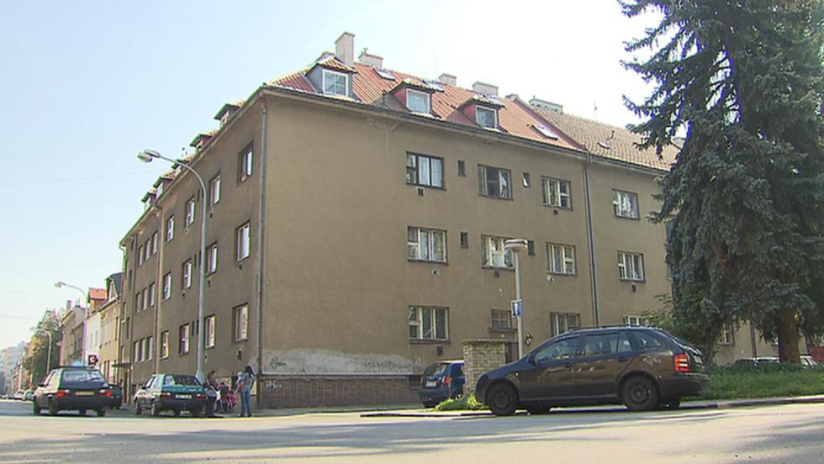 Bytový dům v Kralupech nad Vltavou