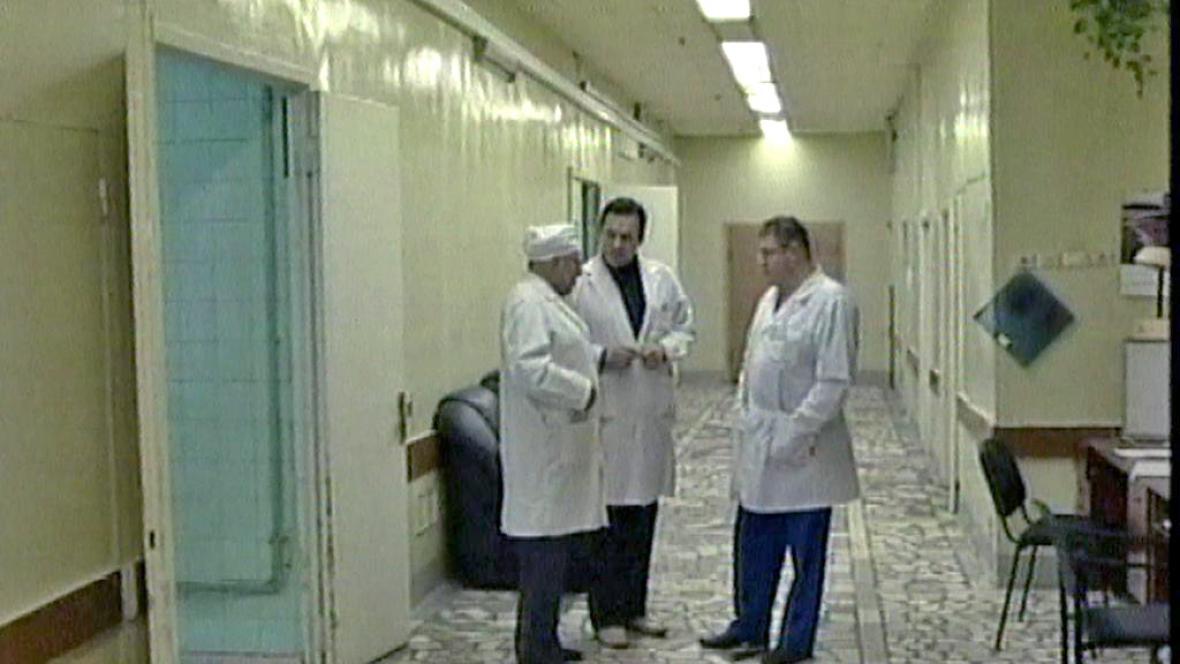 Ruské zdravotnictví