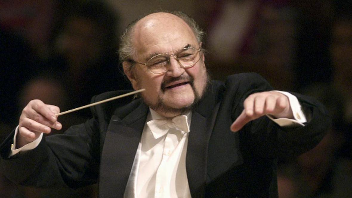 Dirigent Jiří Stárek