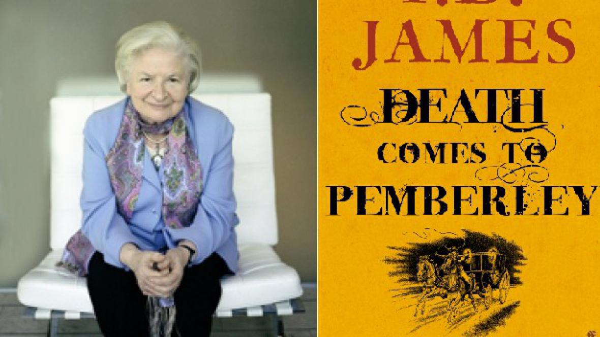 P. D. Jamesová / Death at Pemberley