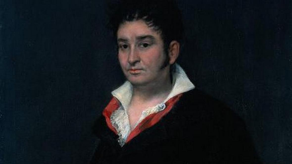 Francisco Goya / Don Ramón Satué