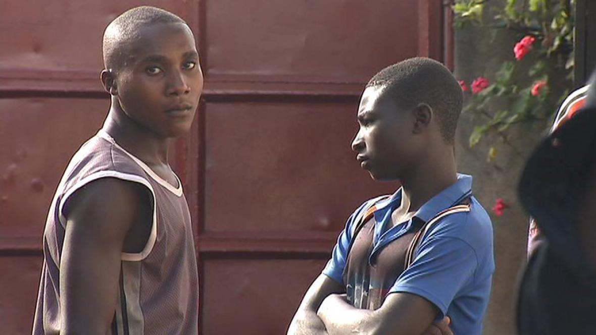 Konžská mládež
