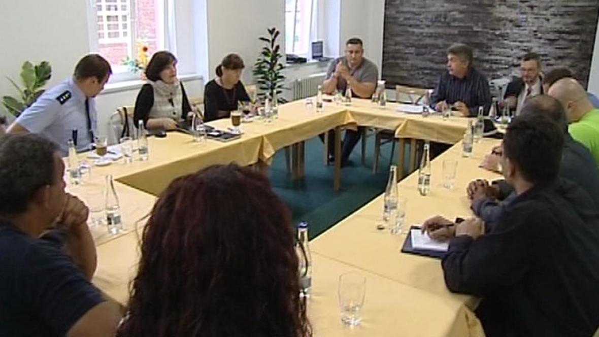 Jednání v Rumburku