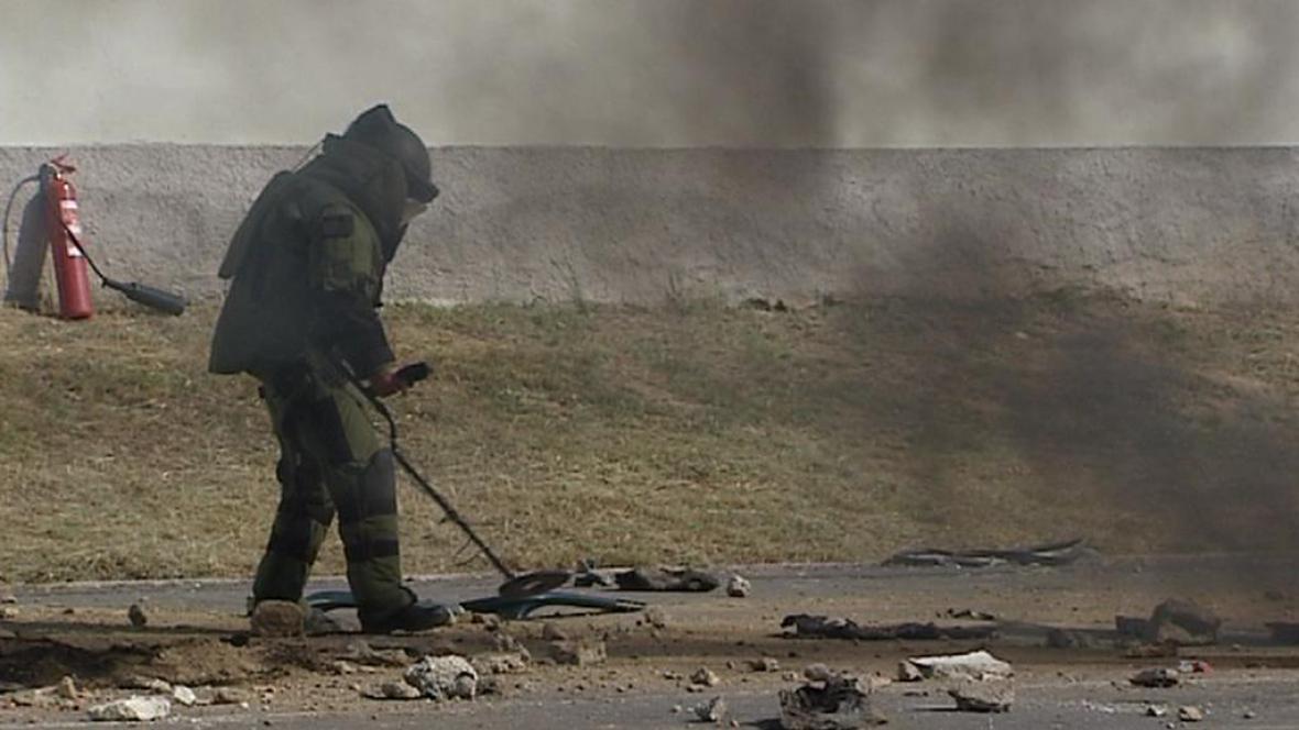 Policejní cvičení NATO