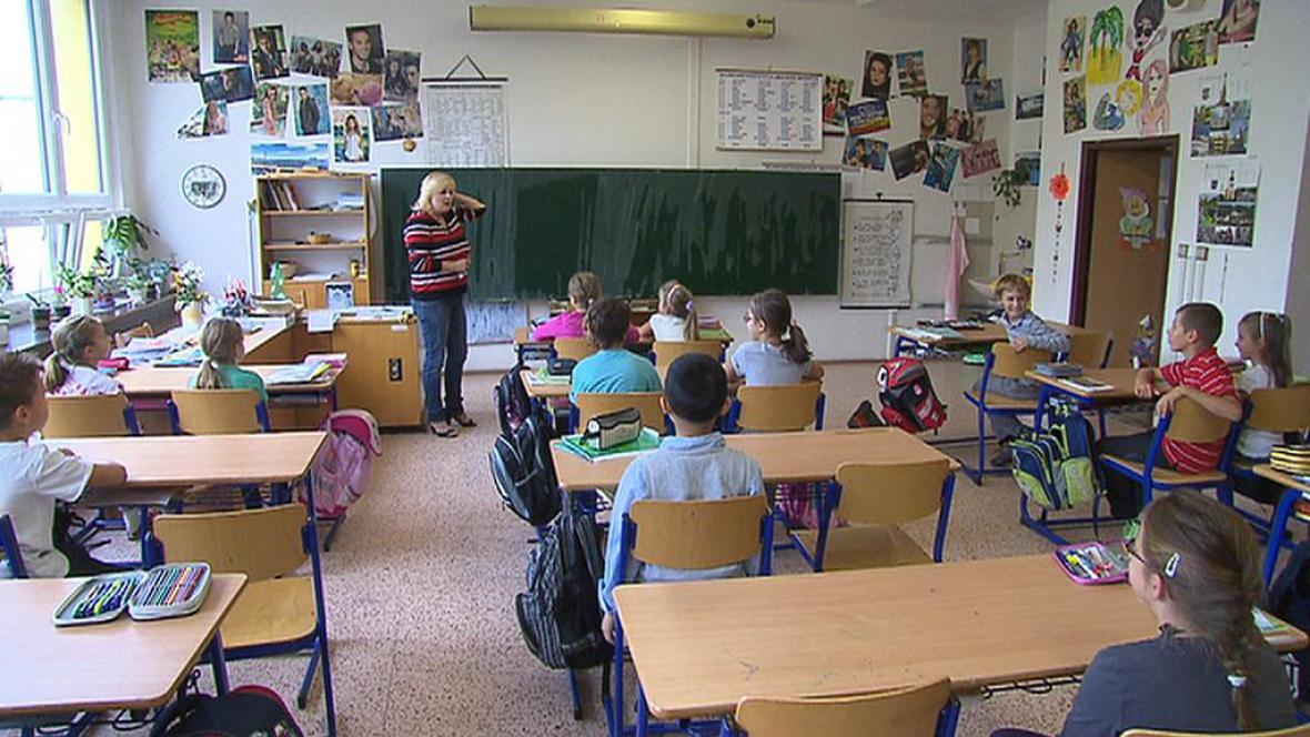 Zateplená základní škola