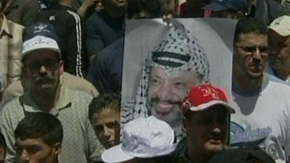 Představitelé hnutí Fatah