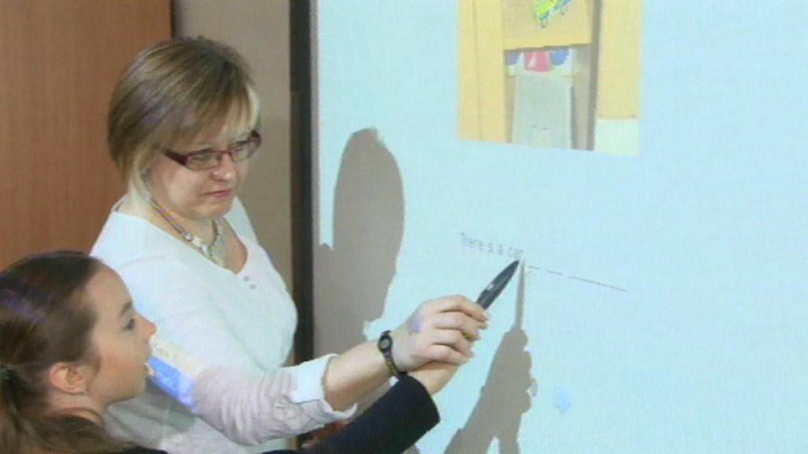 Výuka v programu pro dyslektiky