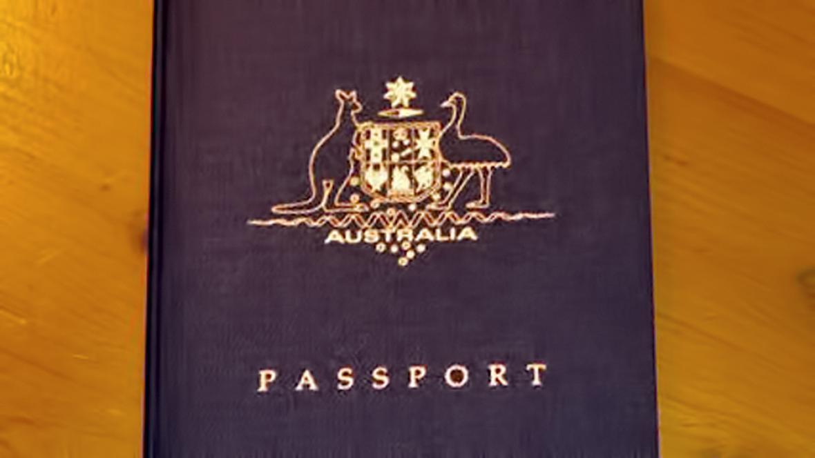 Australský pas