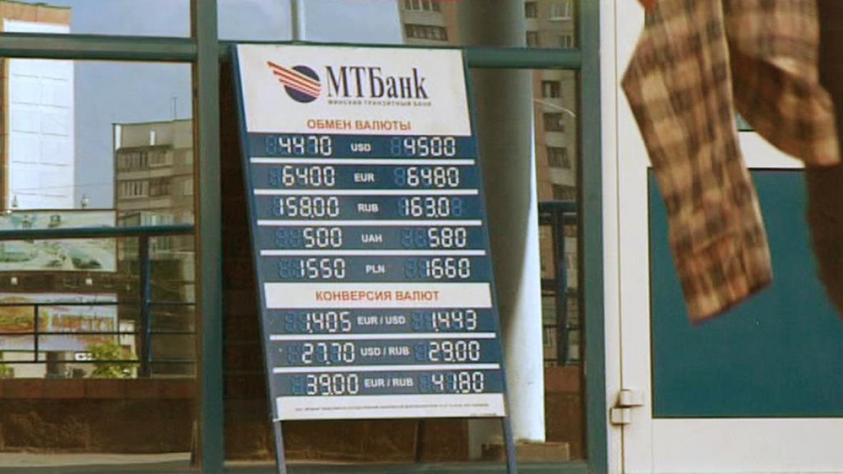 Běloruská banka