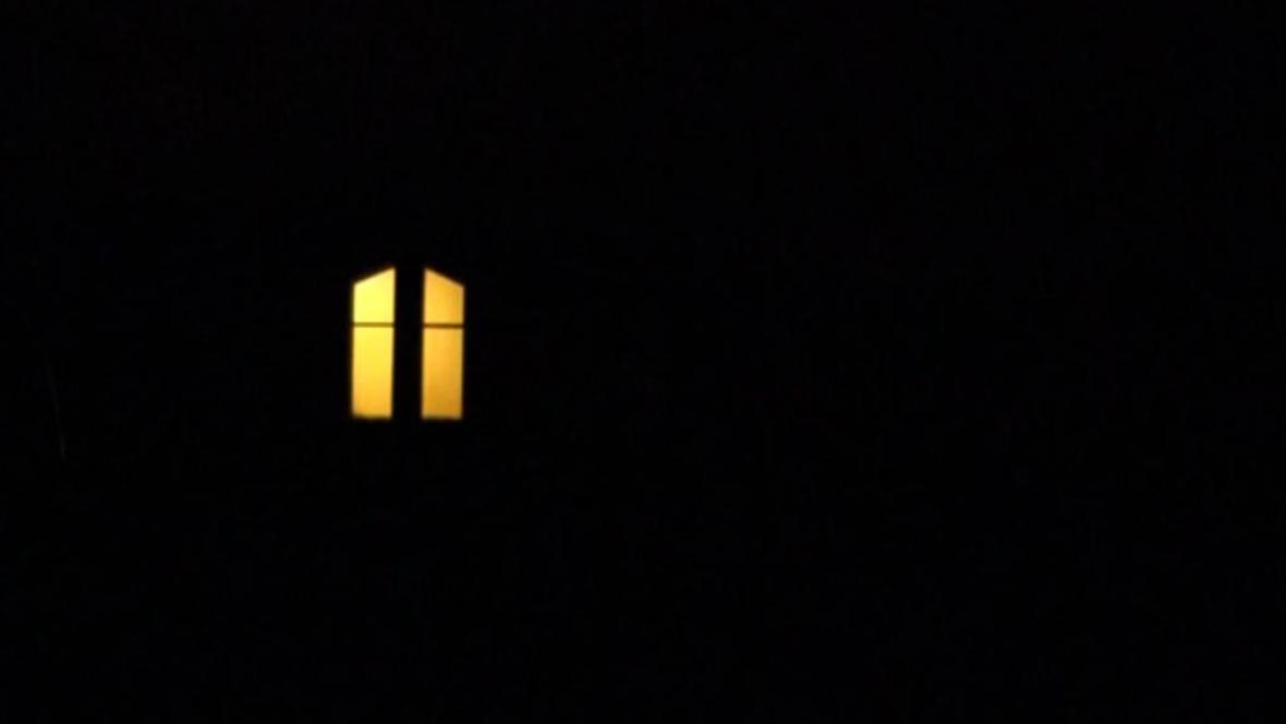 Obec ve tmě