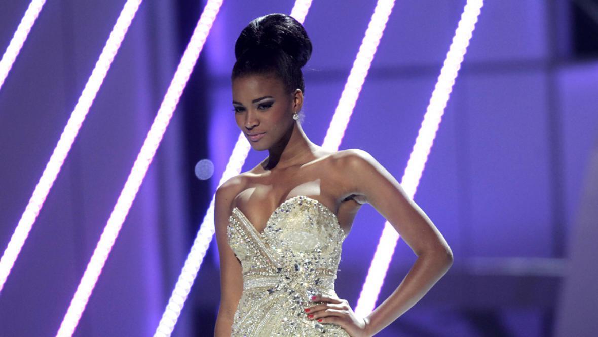 Leila Lopesová - Miss Universe 2011