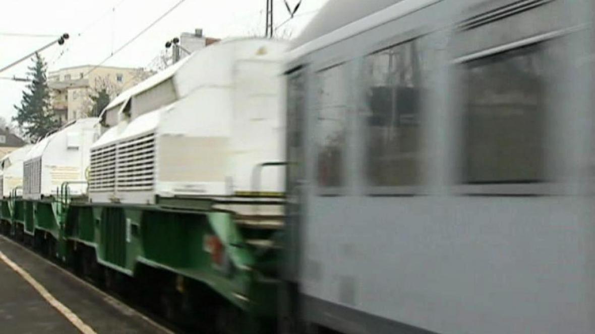 Jaderný vlak