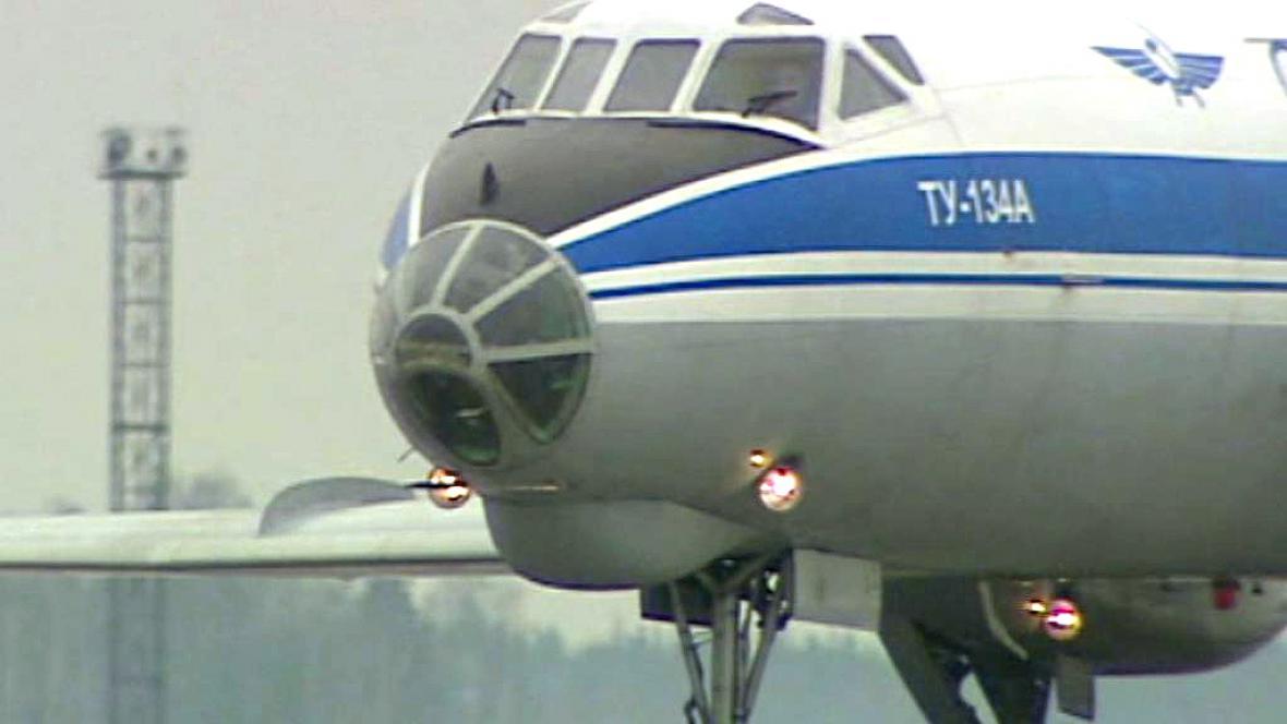 Ruské letadlo