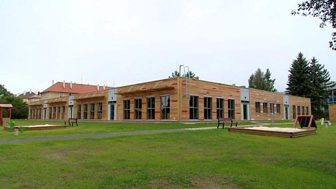 Nová mateřská školka v Mariánských Lázních