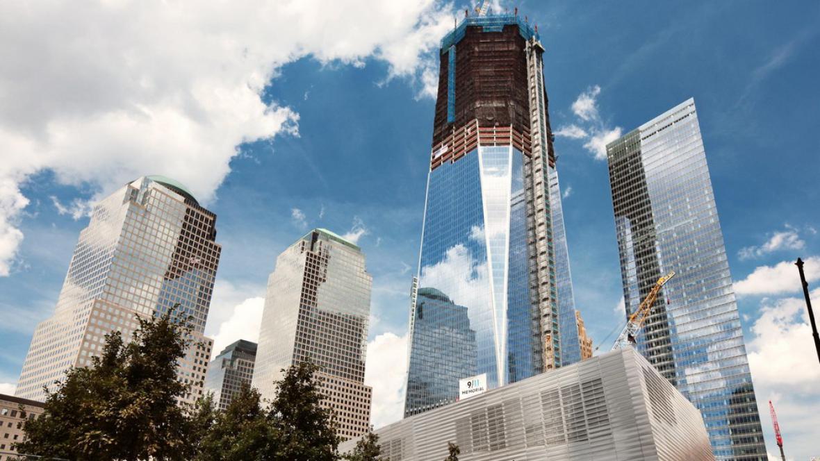 Na Ground Zero rostou nové věže