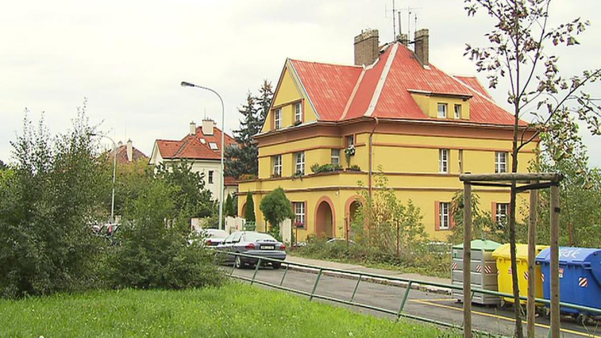 Viladomy na Praze 10