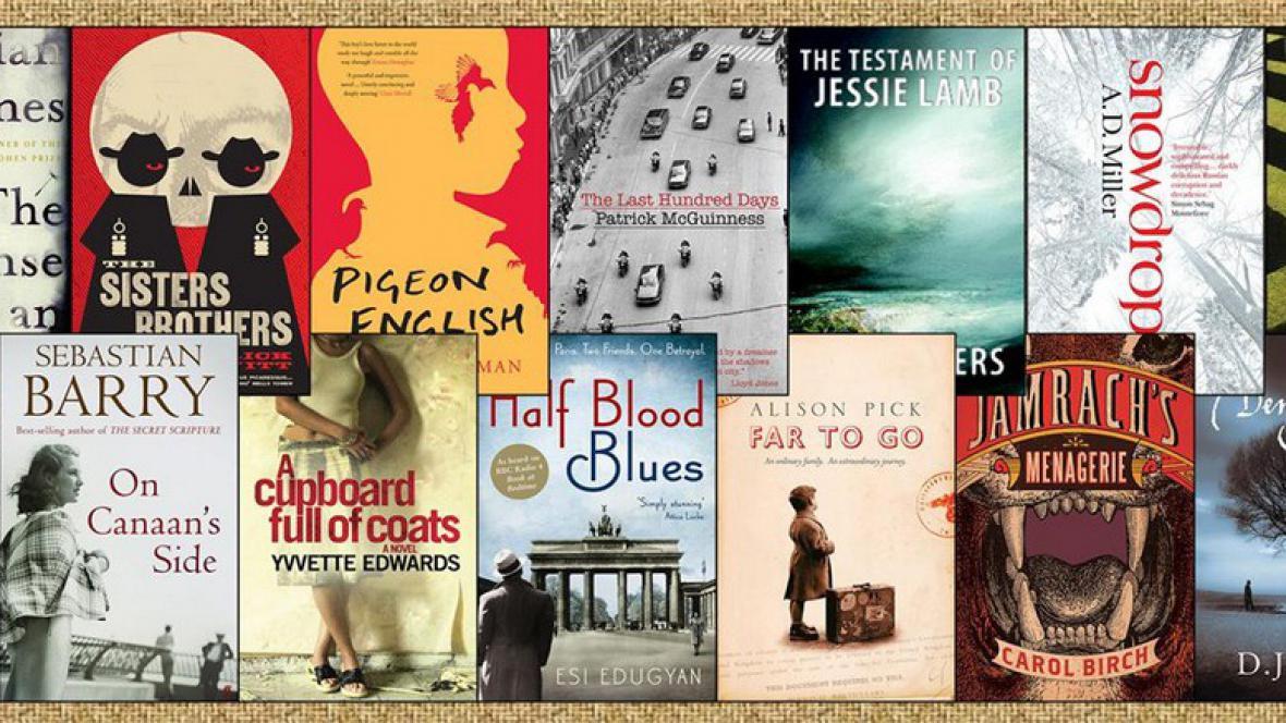 Knihy nominované na Man Bookerovu cenu v roce 2011